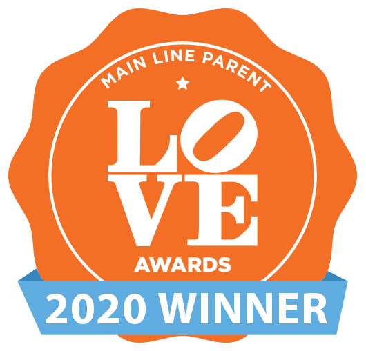 Main Line Parent Love Award 2020 Badge